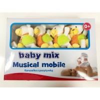 Музыкальный мобиль Baby Mix