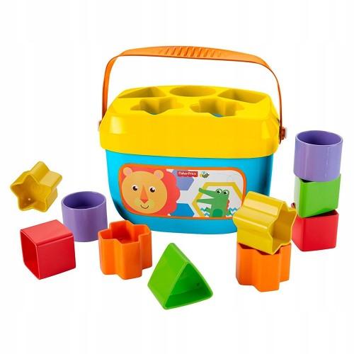 Первые красочные блоки Fisher-Price