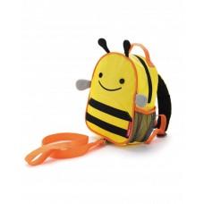 Рюкзак детский с ремешком безопасности Skip Hop Пчела
