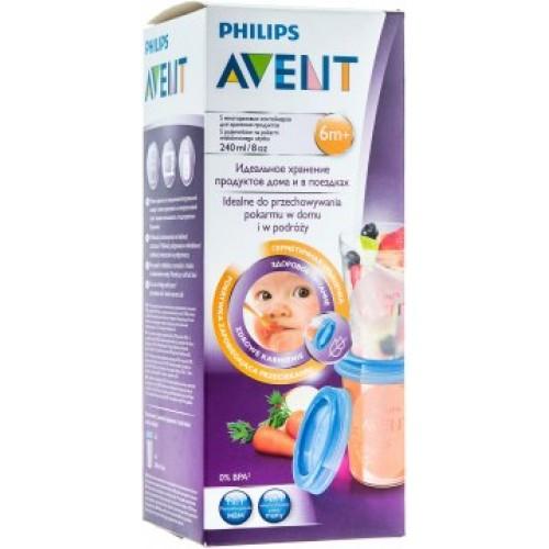Контейнер для хранения продуктов - Philips Avent
