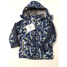 Детский зимний комбинезон, куртка + штаны 104 -110 см
