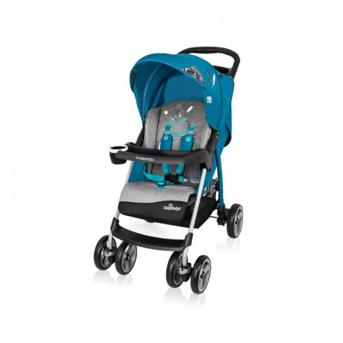 Прогулочная коляска BABY DESIGN WALKER LITE