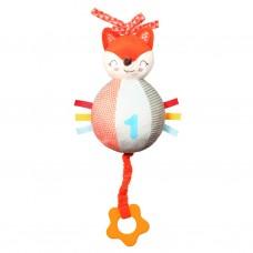 Детская игрушка с музыкальной шкатулкой FOX VINCENT