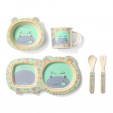 Бамбуковая посуда для детей HIPHIP BAMBOO