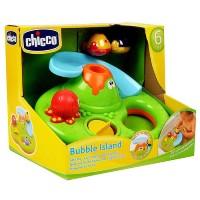 Игрушка для ванны Остров с пузырьками Chicco