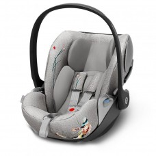 Автокрісло CYBEX Cloud Q (Koi Mid Grey)