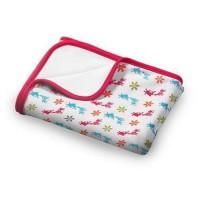 Трикотажное двухсторонее одеяло BABYONO
