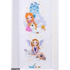 Пеленатор Tega Little Princess, 70х50 см