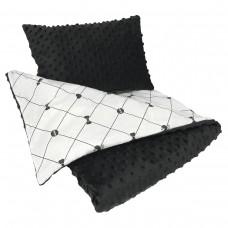 Одеялко Minky + подушка