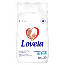 Стиральный порошок Lovela белый