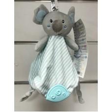 Детское мягкое одеяло игрушка Коала