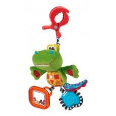 Playgro Игрушка-подвеска Крокодильчик