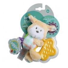 Яркие игрушки для прорезывания зубов Chew & Soother Pals