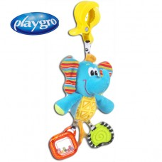 """Playgro игрушка-подвеска """"Слоник"""""""