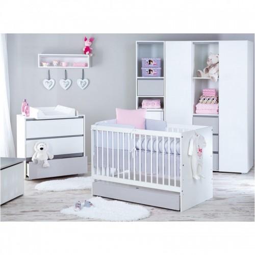 Набор детской мебели Klupś Dalia Grey
