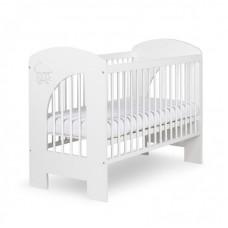 Детская кроватка Klups Chmurka белая