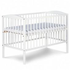 Детская кроватка Klups Radek II белая