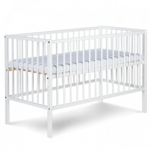 Детская кроватка Klups Radek X белая