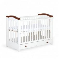 Детская кроватки с выдвижным ящиком для дивана
