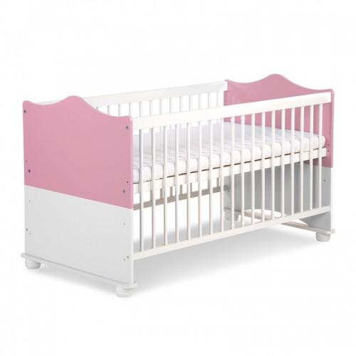 Детская кроватка 140x70 см. Klupś Princess