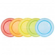 Набор тарелок с крышками, 5 шт Munchkin