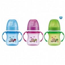Canpol Тренировочная чашка EasyStart Разноцветные животные 120 мл
