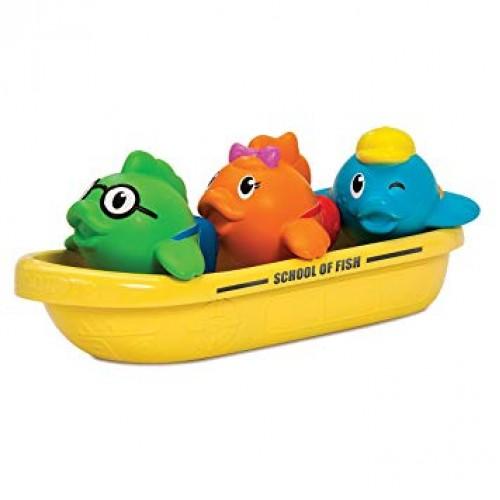 """Игрушка для ванны Munchkin """"Школа рыб"""""""