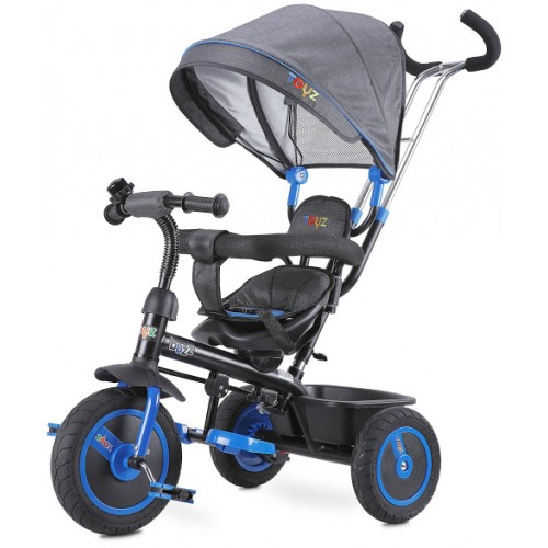 Трехколесный велосипед Caretero Buzz с поворотным сидением на 180 градусов