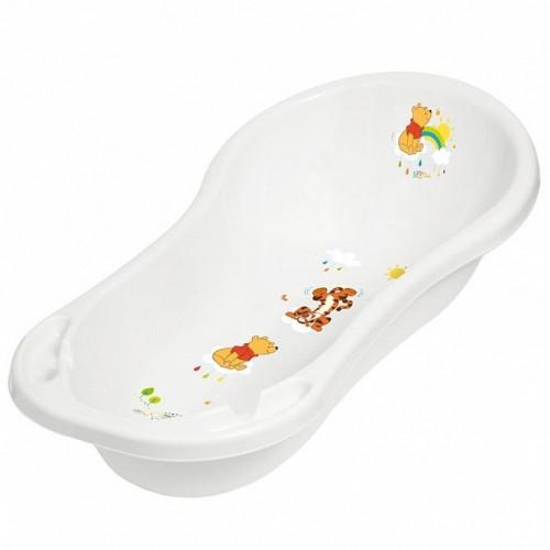 """Детская ванночка со сливом """"Винни Пух"""""""