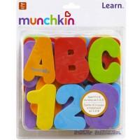 Банные буквы и цифры Munchkin