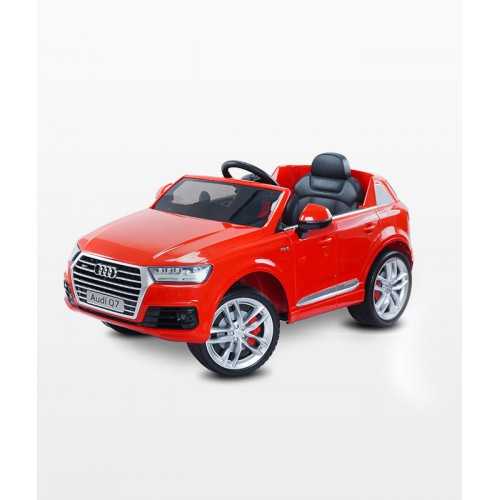 Audi Q7 Электрический автомобиль