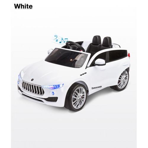 Электрический автомобиль COMMANDER