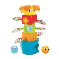 """Развивающая игрушка Yookidoo """"Музыкальная пирамида"""""""