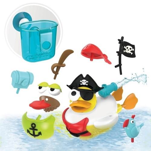 Игрушка для ванной Yookidoo Пират Джек