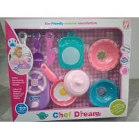 Игровой набор Chef Dream