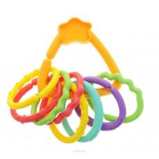 Развивающая игрушка Веселые колечки Bright Starts