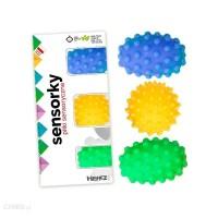 Шарики с сенсорным мячом 3 шт Sensoryk