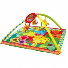 Яркая детская площадка с шарами Baby Einstein