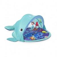 Коврик с китовой палаткой Bright Starts