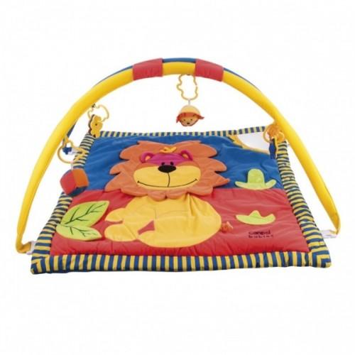 Canpol Play коврик. Сидящий лев