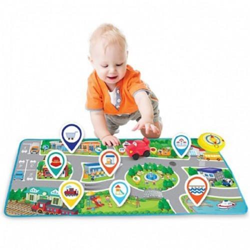 Детский коврик Smily Play