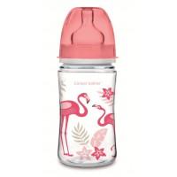 Антиколиковая бутылочка Canpol babies