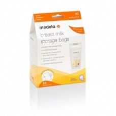 Medela Мешки для хранения продуктов питания 50 штук