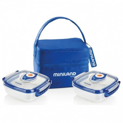Контейнеры Miniland герметичные с изотермической упаковкой