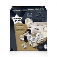 Tommee Tippee Kit с ручным насосом и микроволновым стерилизатором
