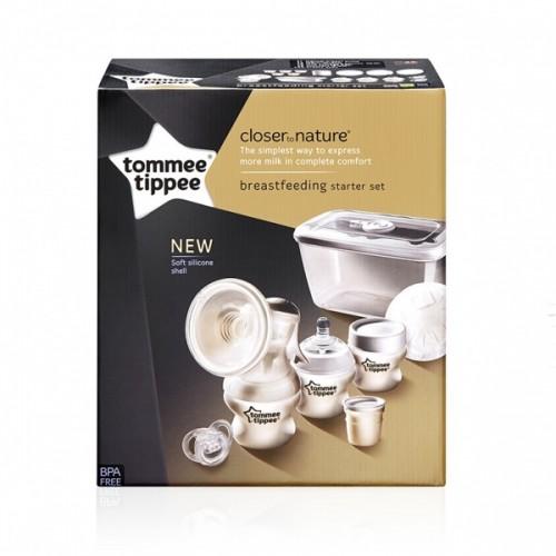 Tommee Tippee Starter набор для кормления грудью