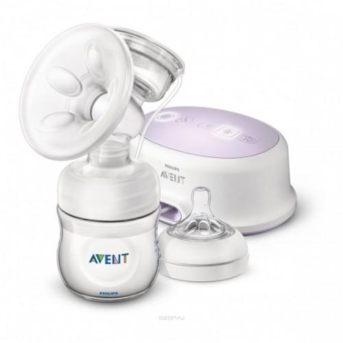 Philips AVENT Электрический молокоотсос NATURAL