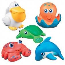 Морские игрушки для ванной Munchkin