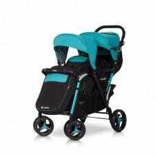 Прогулочная коляска для двойни Easy Go Fusion