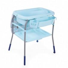 Детская ванночка Chicco Cuddle & Bubble с пеленальным столиком